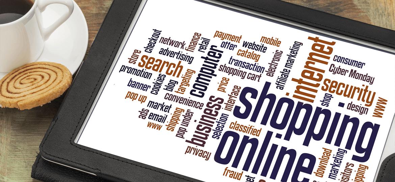 Verbraucher geben online doppelt so viel aus wie offline