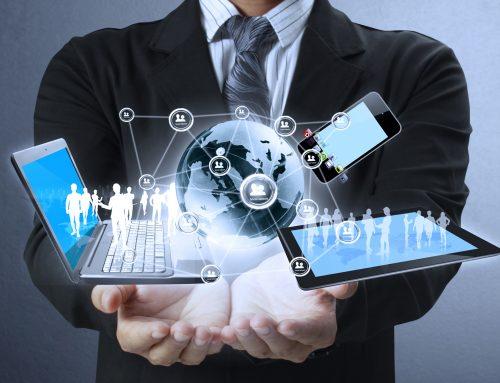 Wie präsent sind Top-Einzelhändler im Internet?